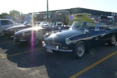 British Car Night - Hazeldean