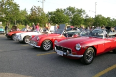British Car Night - Orleans
