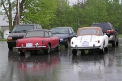 Very Wet May Meeting