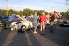 British Car Night Hazeldean