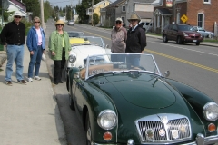 Drive Your MG-eh Day
