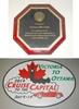NAMGAR Award (above) Door Magnet (below)