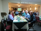 Carol & Bill Shamonsky attend an OMGC meeting