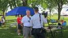More local media coverage