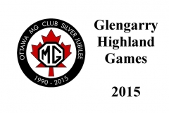 Glengarry Highland Games Car Display
