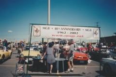 MGB 40th Anniversary 2002