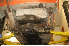 Tech Session 1974 MG Midget Rear Suspension