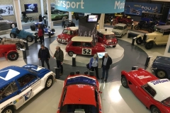 Visit to British Motor Museum