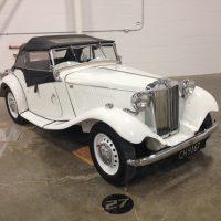 MG TD 1951 original