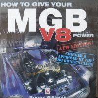 V8 Power MGB Roger Williams 4th edition